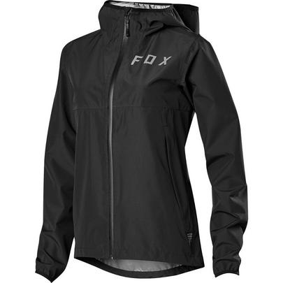 Fox Women's Ranger 2.5L Waterproof Jacket - Black