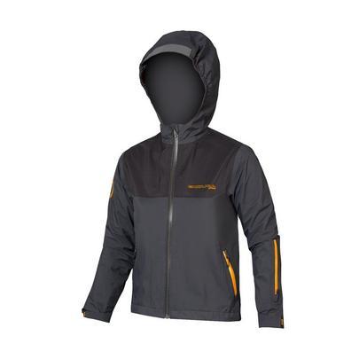 Endura Kid's MT500JR Waterproof Jacket - Grey