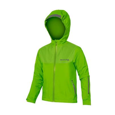 Endura Kid's MT500JR Waterproof Jacket - Green