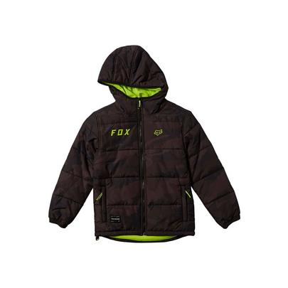 Fox Youth Wasco Puffy Jacket - Black