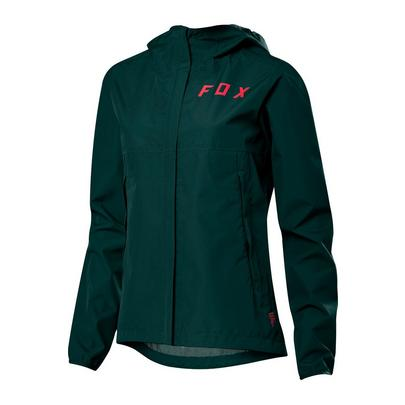 Fox Women's Ranger 2.5L Water Jacket - Green