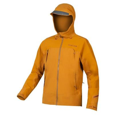 Endura Men's MT500 Waterproof Jacket II - Nutmeg