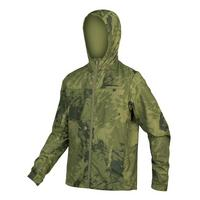 Men's Hummvee WP Shell Jacket - Olive Green