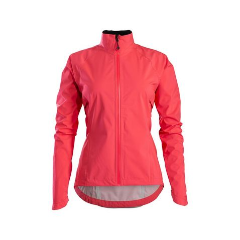 65c12c6bb Pink Bontrager Women's Vella Stormshell Cycling Jacket ...