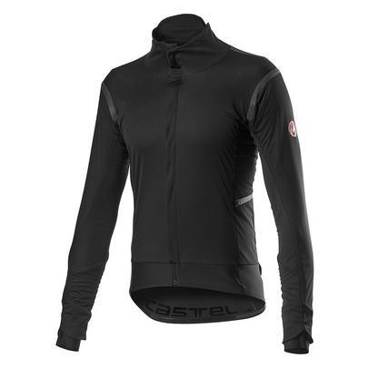 Castelli Men's Alpha RoS 2 Jacket - Black