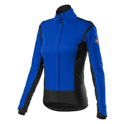 Castelli Women's Alpha RoS 2 Jacket - Blue