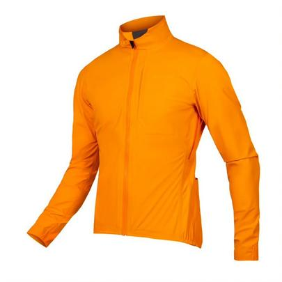 Endura Men's Pro SL Waterproof Softshell - Orange