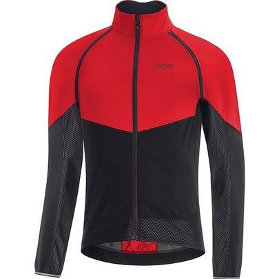 Gore Men's C3 Phantom Gore-Tex Infinium Jacket - Red/Black