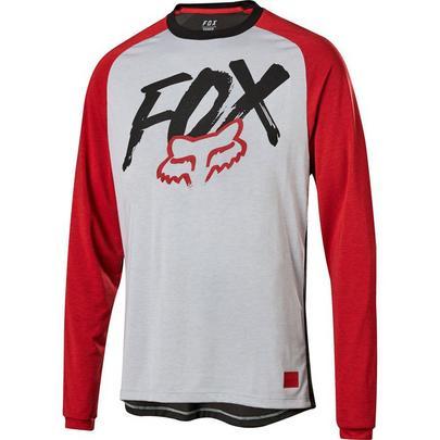 Fox Youth Ranger Drirelease Long Sleeve Jersey