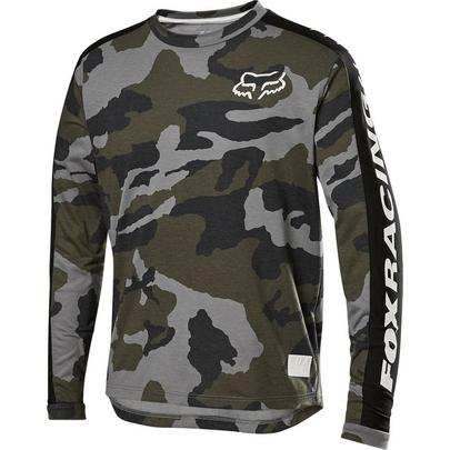 Fox Kid's Ranger Drirelease L/S Jersey