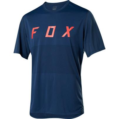Fox Men's Ranger SS Fox Jersey - Navy