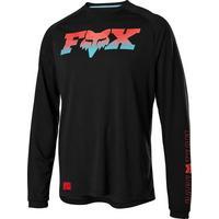 Men's Ranger Dri-Release LS F-Head-X Jersey - Black