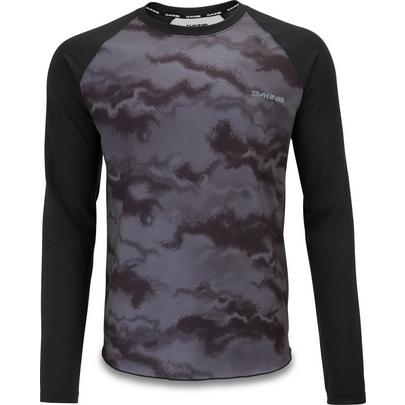 Dakine Men's Dropout Long Sleeve Jersey - Black