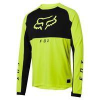 Men's Ranger Dri-Release Mid Long Sleeve Jersey - Day Glo Yellow