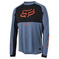Men's Ranger Dri-Release Mid Long Sleeve Jersey - Blue Steel
