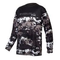 Kids MT500JR Long Sleeve Jersey - Camouflage