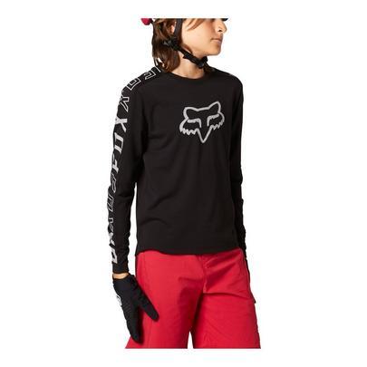 Fox Youth Ranger Dri-Release Jersey - Black