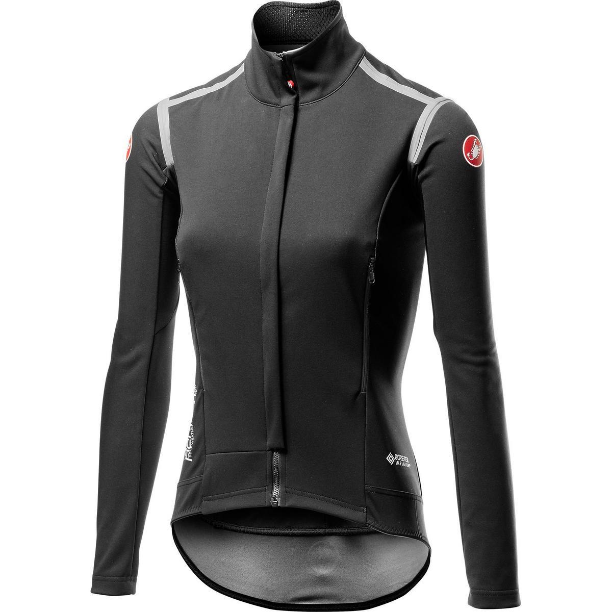 Castelli Women's Perfetto RoS Jacket - Black