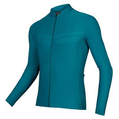 Endura Men's Pro SL Long Sleeve Jersey - Blue