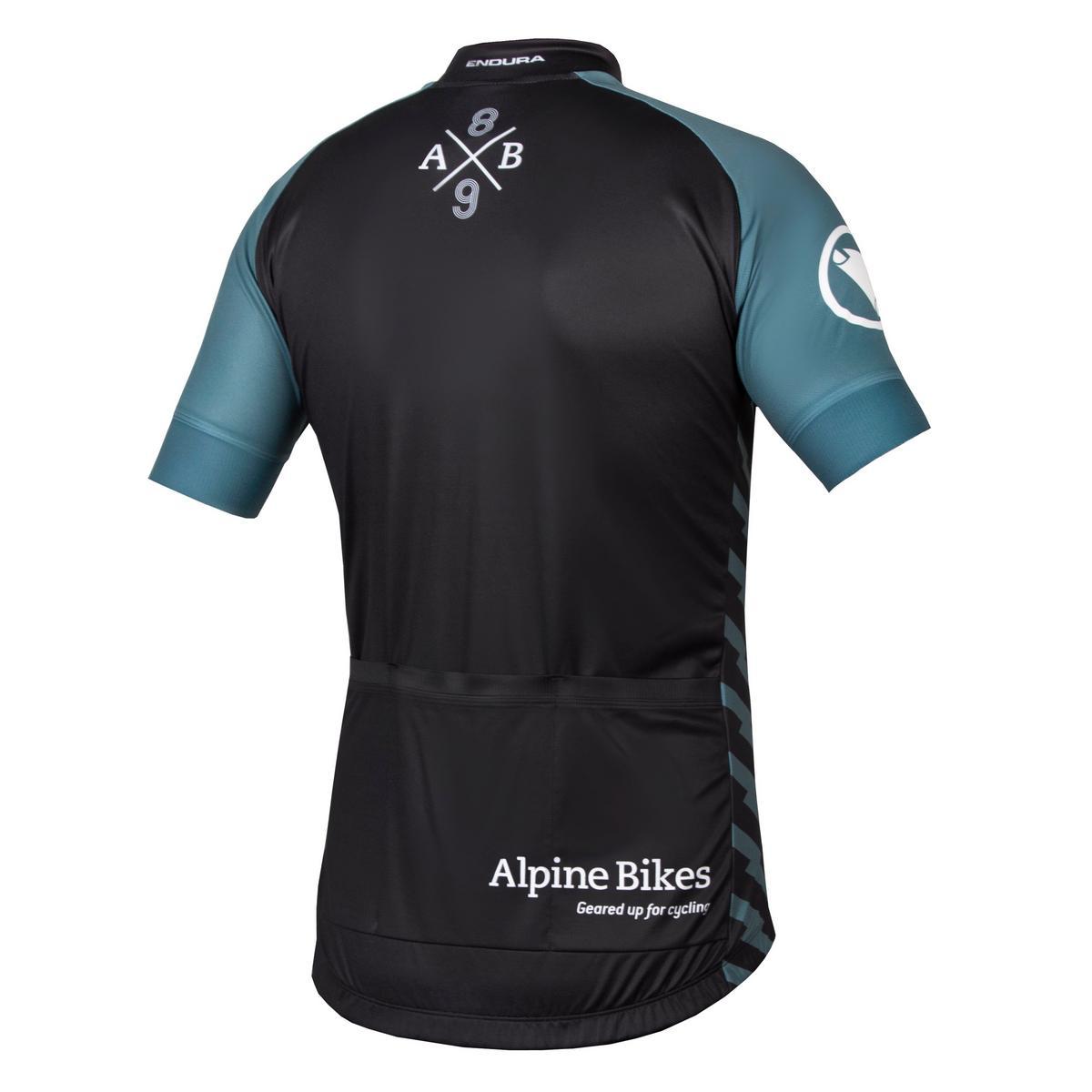 Endura Alpine Bikes 1989 Pro SL S/S Jersey