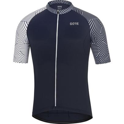 Gore Men's C5 Jersey - Navy/White