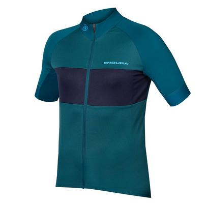 Endura Men's FS260-Pro S/S Jersey II - Green