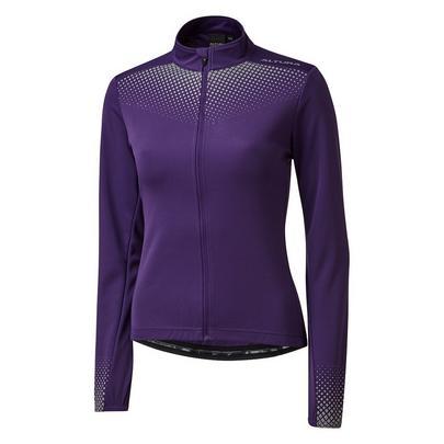 Altura Women's Nightvision Long Sleeve Jersey - Purple