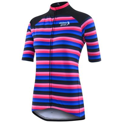 Stolen Goat Women's Orkaan Everyday Short Sleeve Jersey - Palace
