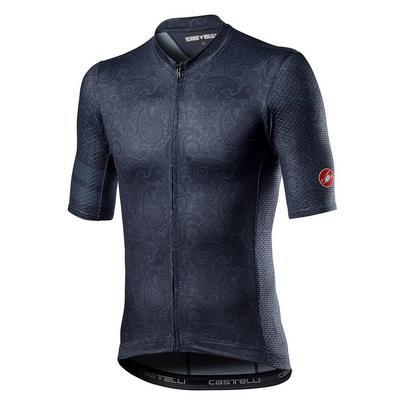 Castelli Men's Maison Jersey - Dark Steel Blue