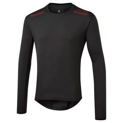 Altura Men's All Road Performance Long Sleeve Tee - Charcoal