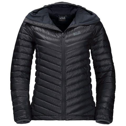 26ab227bd3b Black Jack Wolfskin Women's Atmosphere Jacket ...