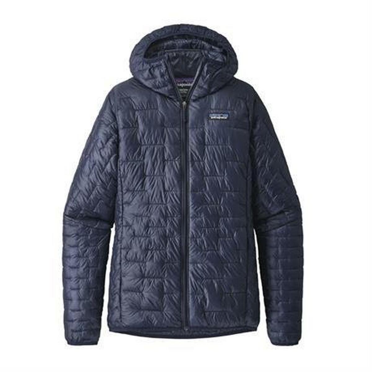 Patagonia INSULATED Jacket Women's Micro Puff Hoody Classic Navy