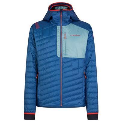 La Sportiva Women's Misty Primaloft Jacket - Blue