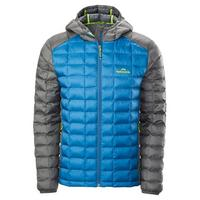 Men's Heli Thermore Hooded Jacket - Blue