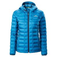 Women's Heli Thermore Hooded Jacket - Blue
