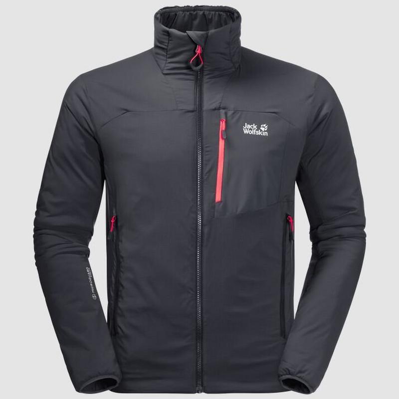 Men's Atmos Jacket - Ebony Grey