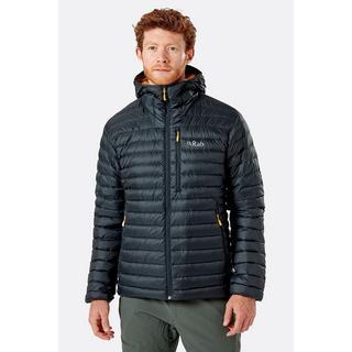 Men's Rab Microlight Alpine Jacket - Grey