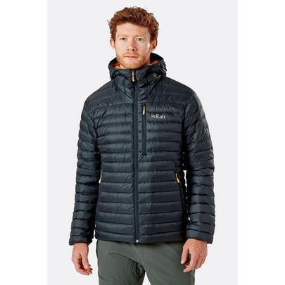 Rab Microlight Alpine Down Jacket - Beluga