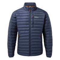 Men's Microlight Jacket - Navy
