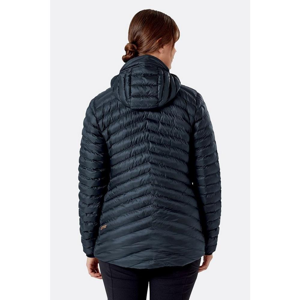 Rab Women's Rab Cirrus Alpine Jacket - Black