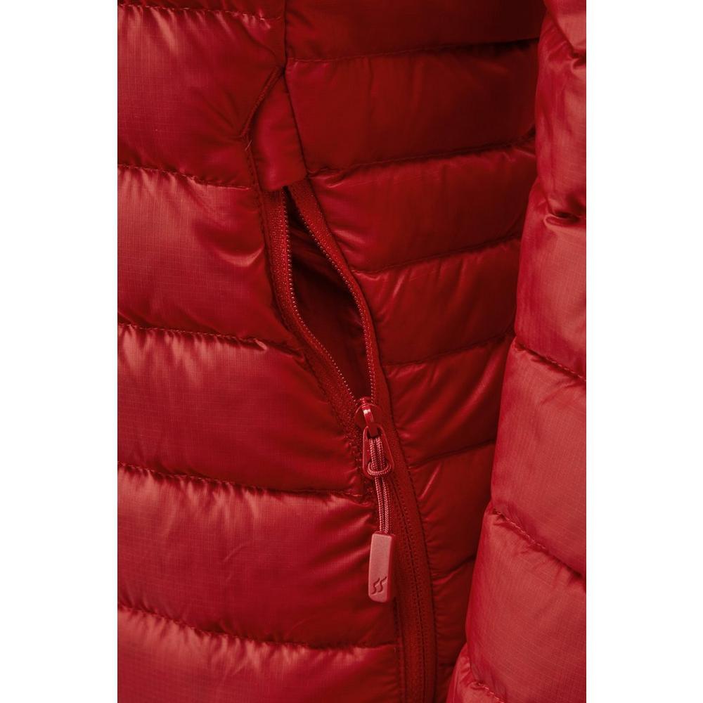 Rab Women's Rab Microlight Alpine Jacket - Red