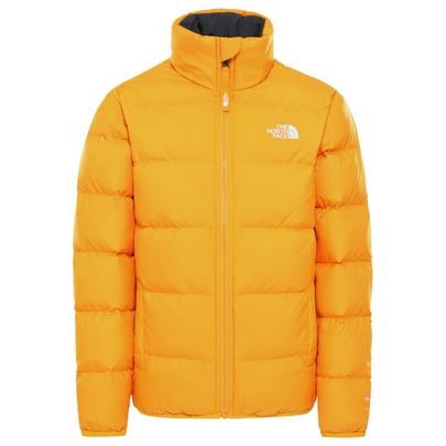 The North Face Kid's Youth Reversible Andes Jacket - Summit Gold