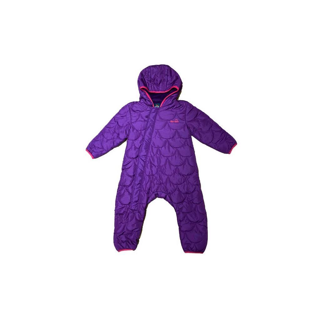 Peter Storm Kid's Snuggle Suit - Purple