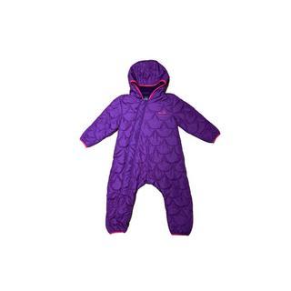 Kid's Snuggle Suit - Purple