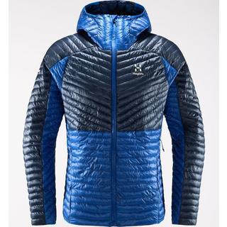 Men's LIM Mimic Hood Jacket - Storm Blue
