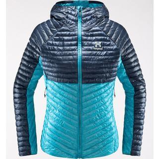 Women's LIM Mimic Hood Jacket - Blue