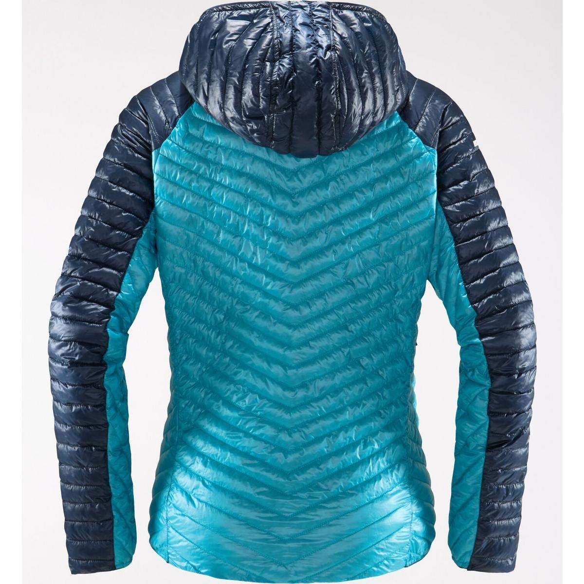 Haglofs Women's LIM Mimic Hood Jacket - Blue