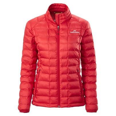 Kathmandu Women's Heli Thermore Jacket - Cayenne