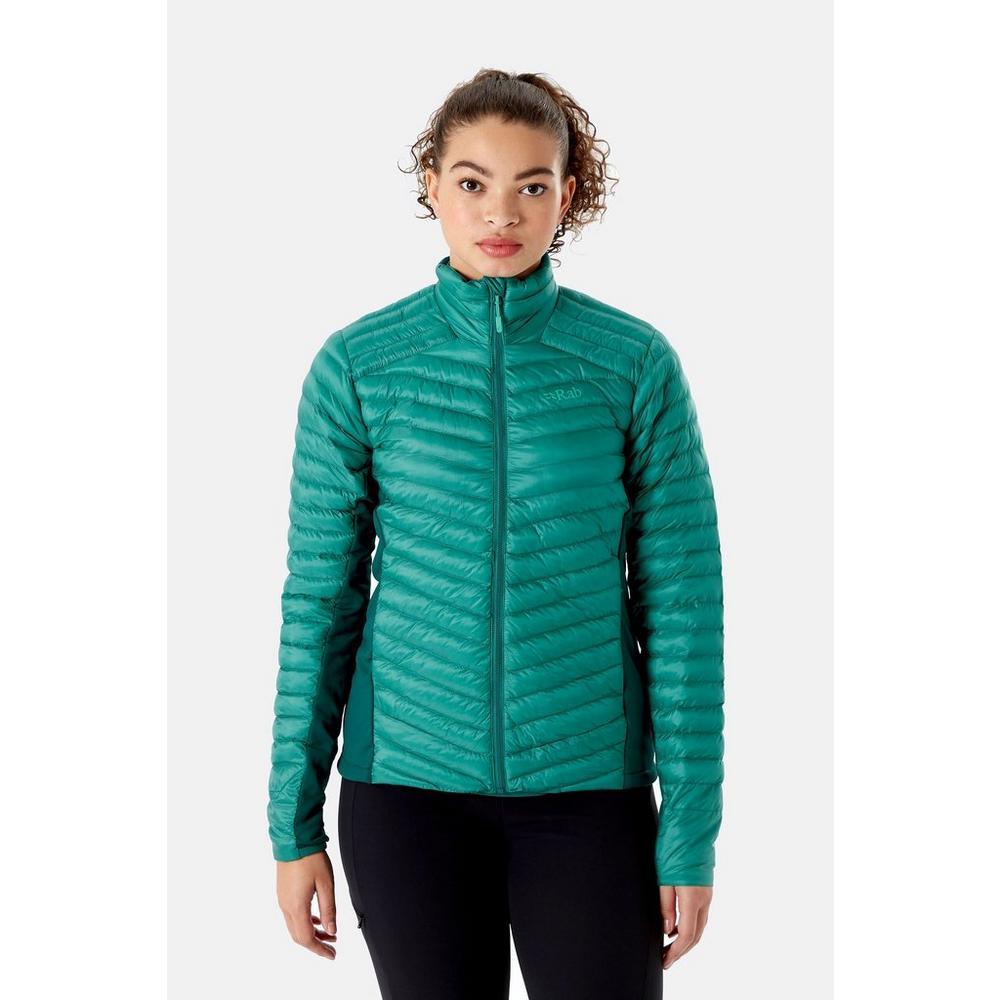 Rab Women's Cirrus Flex 2.0 Jacket - Green