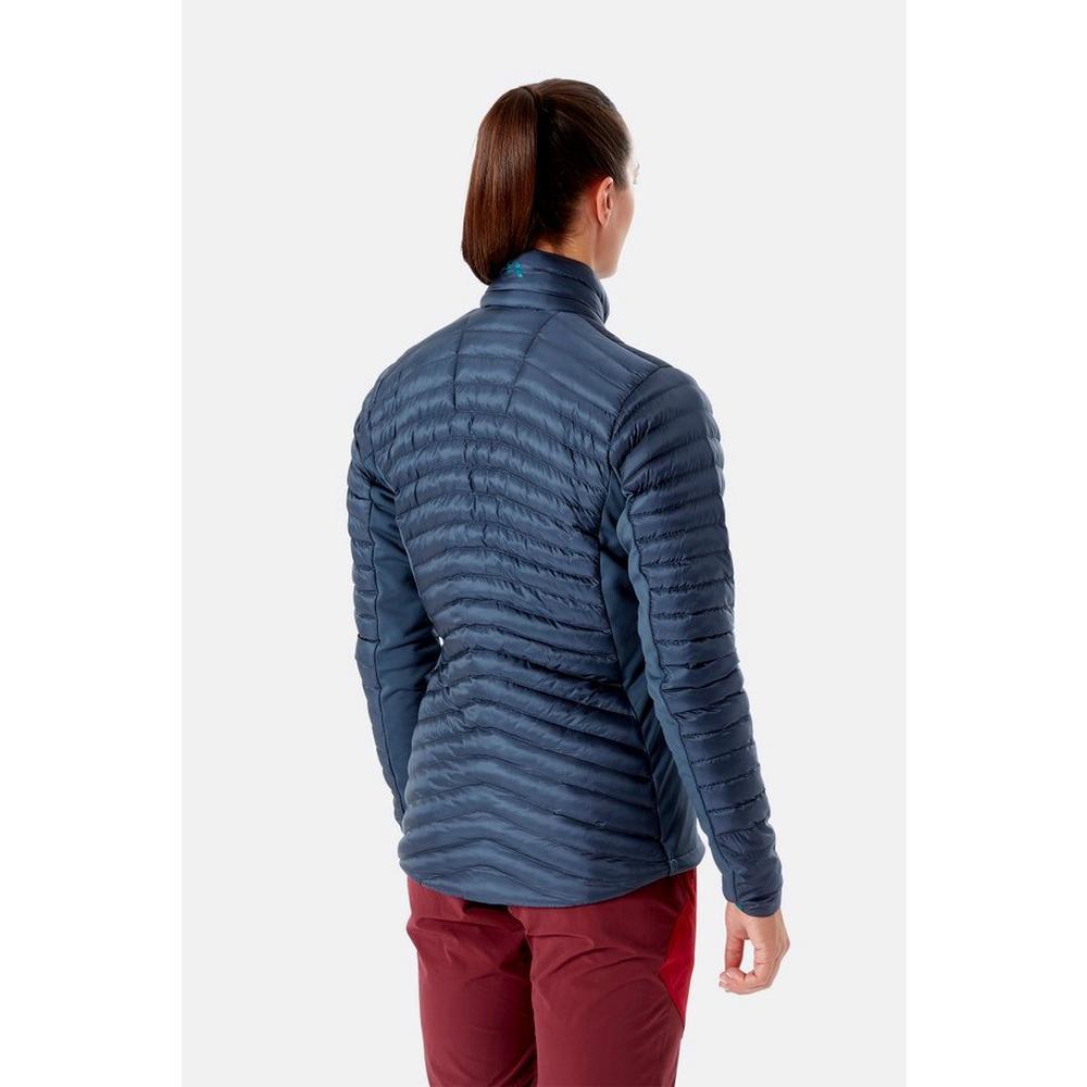 Rab Women's Cirrus Flex 2.0 Jacket - Steel